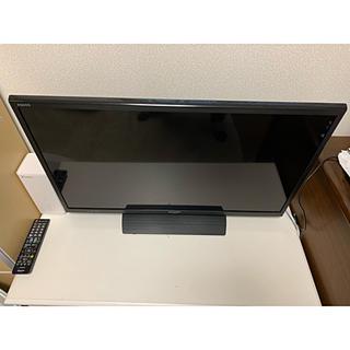 AQUOS - 【新生活に】SHARP AQUOS32型テレビ(地デジ対応)