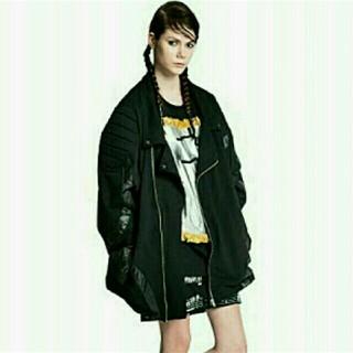 アンダーカバー(UNDERCOVER)の超破格♪Daniel Palillo 2014 鏡ビッグTシャツ(Tシャツ/カットソー(半袖/袖なし))