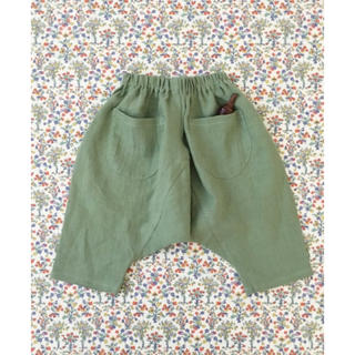Caramel baby&child  - Soor ploom Otto trousers 2-3