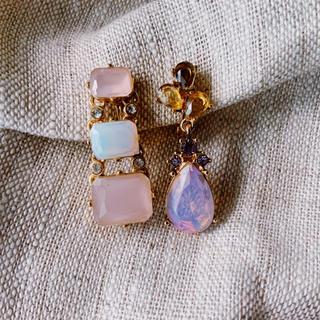 ザラ(ZARA)のNo265 US vintage 春earring Monet  (イヤリング)