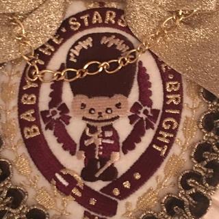 ベイビーザスターズシャインブライト(BABY,THE STARS SHINE BRIGHT)のくまのワッペン(ブローチ/コサージュ)