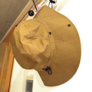 MUJI (無印良品) - MUJI 未使用 帽子ちゃ