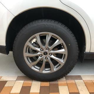 BRIDGESTONE - ブリザック17インチ スタッドレスタイヤ ホイールセット