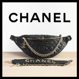 CHANEL - 【CHANEL】ノベルティ♡サコッシュ