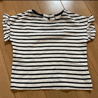 petit main - petitmain ボーダー Tシャツ トップス 90