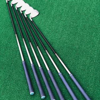 Callaway Golf - キャロウェイ アイアン シャフトS 6本(P〜5)グリップ新品