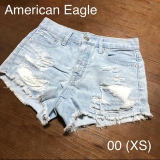 American Eagle - アメリカンイーグル デニムショートパンツ