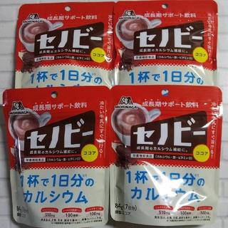 モリナガセイカ(森永製菓)のちろ様専用 追加ご購入分 セノビー4袋(その他)