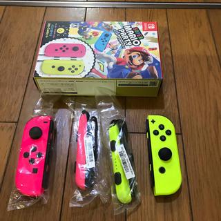 任天堂 - スーパー マリオパーティ 4人で遊べる Joy-Conセット Switch