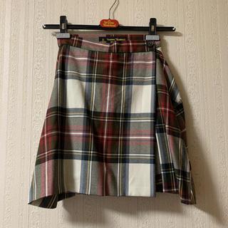 Vivienne Westwood - Vivienne Westwood タータンチェック スカート