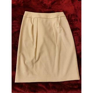 アンタイトル(UNTITLED)の【新品】UNTITLED スカート(ひざ丈スカート)