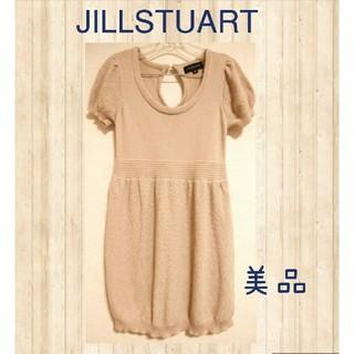 JILLSTUART - ✨美品✨ JILLSTUART ジルスチュアート 半袖 チュニック ミニワンピ