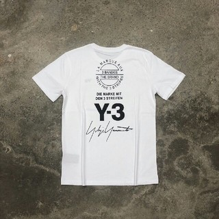 Y-3 - Y-3 ワイスリー Tシャツ クルーネック 未使用