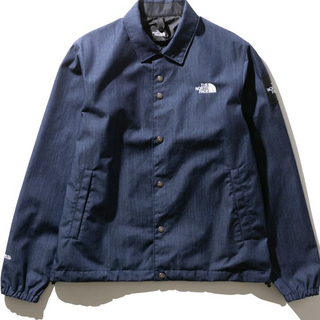 THE NORTH FACE - THE NORTH FACE コーチジャケット GTXデニムコーチジャケット