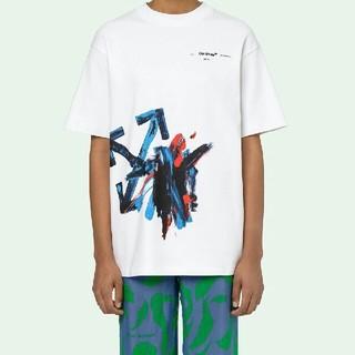 オフホワイト(OFF-WHITE)のOFF WHITE 2020SS Tシャツ(Tシャツ/カットソー(半袖/袖なし))