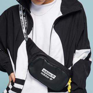 adidas - アディダス オリジナルス ウエストポーチ ユニセックス ブラック
