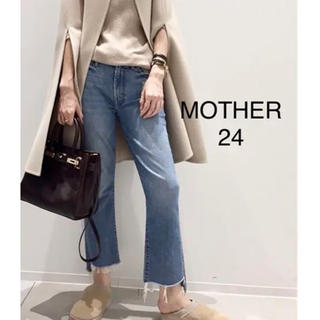 L'Appartement DEUXIEME CLASSE - MOTHER INSIDER CROP L.BLUE DENIM  24
