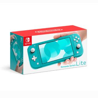 ニンテンドースイッチ(Nintendo Switch)のNintendo switch lite ターコイズ本体(家庭用ゲーム機本体)