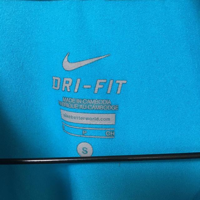 NIKE(ナイキ)のナイキ プロエリート ハーフジップシャツ スポーツ/アウトドアのスポーツ/アウトドア その他(陸上競技)の商品写真