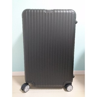 RIMOWA - リモワ サルサ 78L 4輪 新品未使用 スーツケース