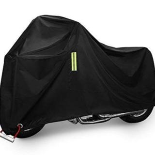 バイクカバー 自転車カバー 防水 防塵 風飛び防止 盗難防止 収納袋付き