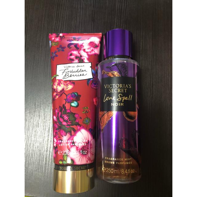 Victoria's Secret(ヴィクトリアズシークレット)のヴィクトリアシークレットのボディクリームとボディミスト コスメ/美容のボディケア(ボディクリーム)の商品写真