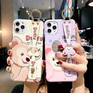 Disney - ディズニー ダッフィー&フレンズ iPhone7/8/X/XS/XR/11pro