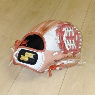 エスエスケイ(SSK)のエスエスケイ 硬式用内野手グラブ 野球 トレーニンググローブ TRG-210SP(グローブ)