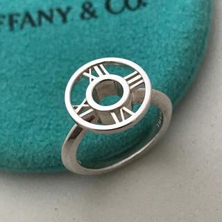 Tiffany & Co. - Tiffany アトラスリング 9号 希少