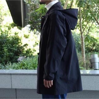 COMOLI - イタリーミリタリースノーパーカー phlannel kiji/comoli