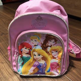 Disney - ディズニー プリンセス リュック