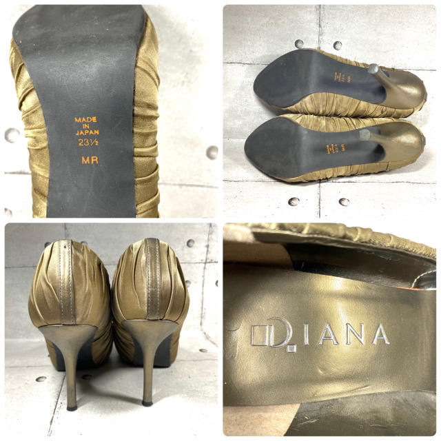 DIANA(ダイアナ)のお洒落❤️ ダイアナ ヒール 23.5cm レディースの靴/シューズ(ハイヒール/パンプス)の商品写真