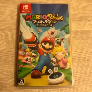 Nintendo Switch - マリオ+ラビッツ キングダムバトル Switch