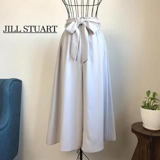 JILL by JILLSTUART - 【美品】 JILL by JILLSTUART   フレアワイドパンツ