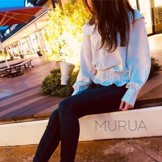 MURUA - MURUA♡レースアップ ジェイダ Rady リエンダ ザラ デイライル エモダ