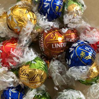 Lindt - リンドール 5種類30個