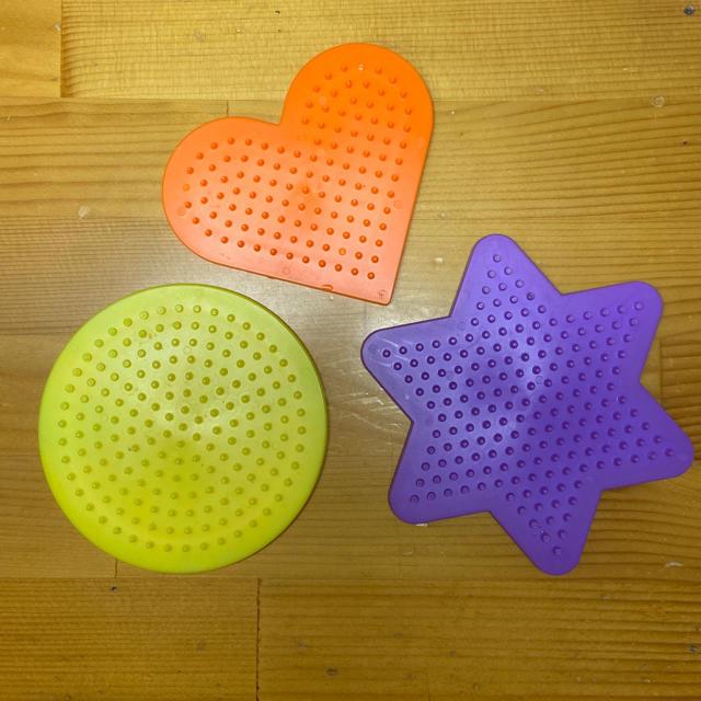アイロンビーズ キッズ/ベビー/マタニティのおもちゃ(知育玩具)の商品写真