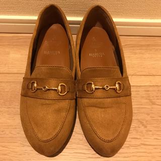 ロペピクニック(Rope' Picnic)のHARUTA 別注 ROPE PICNIC ビット付き ローファー 23.5 (ローファー/革靴)