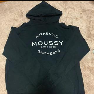 moussy - マウジー 限定 パーカー