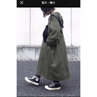 AZUL by moussy - KBF似春コート AZUL BY MOUSSY