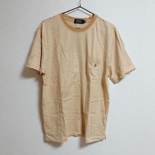 ポロラルフローレン(POLO RALPH LAUREN)のPOLO ボーダー クルーネックTシャツ 半袖(Tシャツ/カットソー(半袖/袖なし))