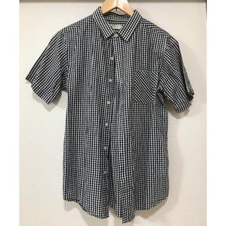 ブラウニー(BROWNY)のメンズ 半袖 襟付きシャツ(シャツ)