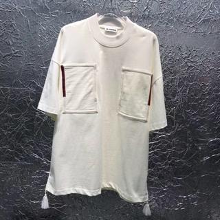 Jil Sander - [値下げ] JilSander ジルサンダー Tシャツ 20SS