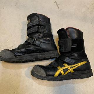 asics - asics アシックス 安全靴 中古 26.5cm