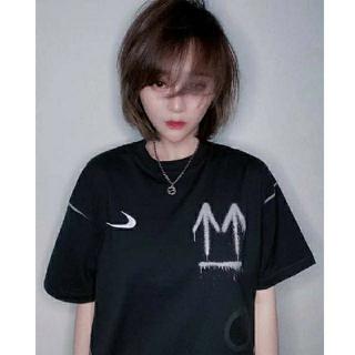 ナイキ(NIKE)の送料込み ナイキ オフホワイト Tシャツ M ナイキラボ(Tシャツ(半袖/袖なし))
