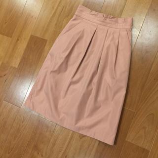 PROPORTION BODY DRESSING - プロポーションボディドレッシング タイトスカート ピンク サイズ1 ウエストゴム