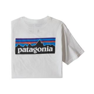 patagonia - メンズ・P-6ロゴ・オーガニック・Tシャツ