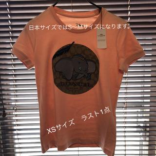 COACH - COACH×ディズニー Tシャツ