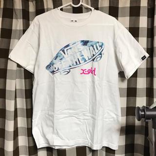 X-girl - 数回着用 VANSコラボTシャツ