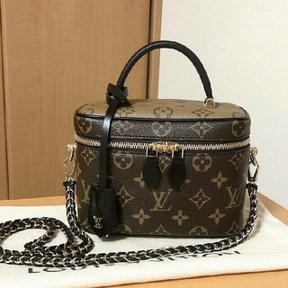 LOUIS VUITTON - LOUIS VUITTON ヴァニティNV PM